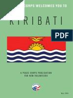 Peace Corps Kiribati Welcome Book | 2006