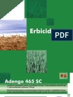 Catalog - Descriere Erbicide
