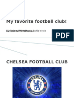 My Favorite Football Club!