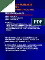 Sinusitis Maksilaris Odontogen