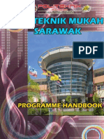 Programme Handbook Politeknik Mukah