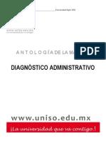 Diagnóstico+Administrativo