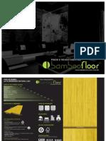 Bamboofloor - Linha de Produtos (Web)