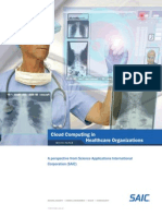 Cloud Computing Healthcare