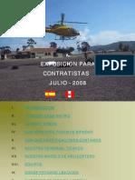 Presentacion CoyotAir Perú SAC