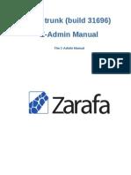 Z Admin 1.0.0 ZAdmin en US