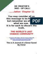 Revelation Chapter 11 Creators Wake-Up.doc 19.7