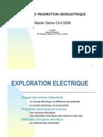 Elements de Geoelectrique Master Gc 2009