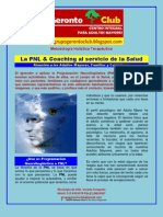 La PNL & Coaching Al Servicio de La Salud
