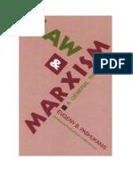 Teoria General Del Derecho y Marxismo Evgeny Pashukanis