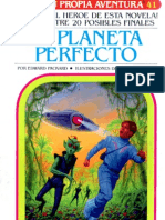 EA41 - El Planeta Perfecto