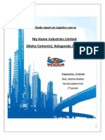 Maha Cements - Pon Pure Logistics by Venkat