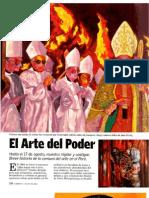 El Arte del Poder | Caretas | Lima, 19 de julio de 2012. Pág. 108-109