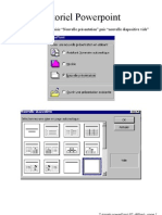 Tutoriel Powerpoint