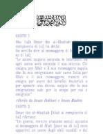 40 Hadith - Nawawi ( italiano )