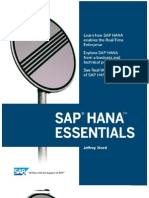 SAP HANA Essentials Book