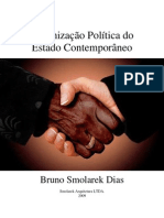 Organização Política do Estado - Bruno Smolarek Dias