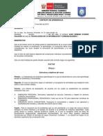 Contrato de Aprendizaje Tics i - 2012