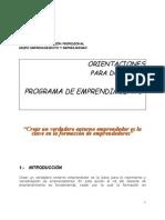 1.- Guia Docentes Para Programa Emprendimiento