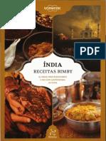 Livro Bimby - India (Alta Qualidade)
