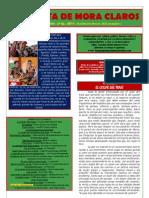 La Gazeta de Mora Claros nº 145 - 20072012