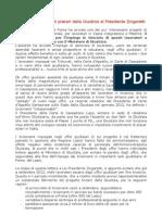 Lettera Dei Tirocinanti Precari Della Giustizia Al Presidente Zingaretti