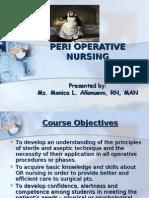 Perioperative Nursing - OrIGINAL