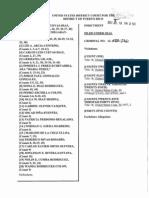 Acusacion Federal Fraude Hipotecario Julio 2012