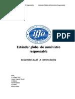 IFFO RS Estandar 1.2 Esp