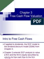 FCF valuation - business school