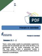 PRINCÍPIO DE AUTORIDADE ESPIRITUAL