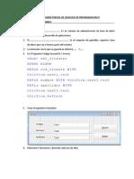 Examen Parcial de Lenguaje de Programacion III