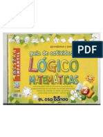 Guía de Actividades Lógico Matemáticas2 By Dijeja