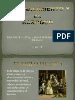 El Renacimiento y el barroco