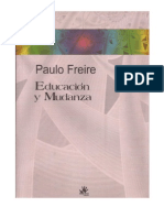 Paulo Freire. Glosario de términos de la Educación Popular.