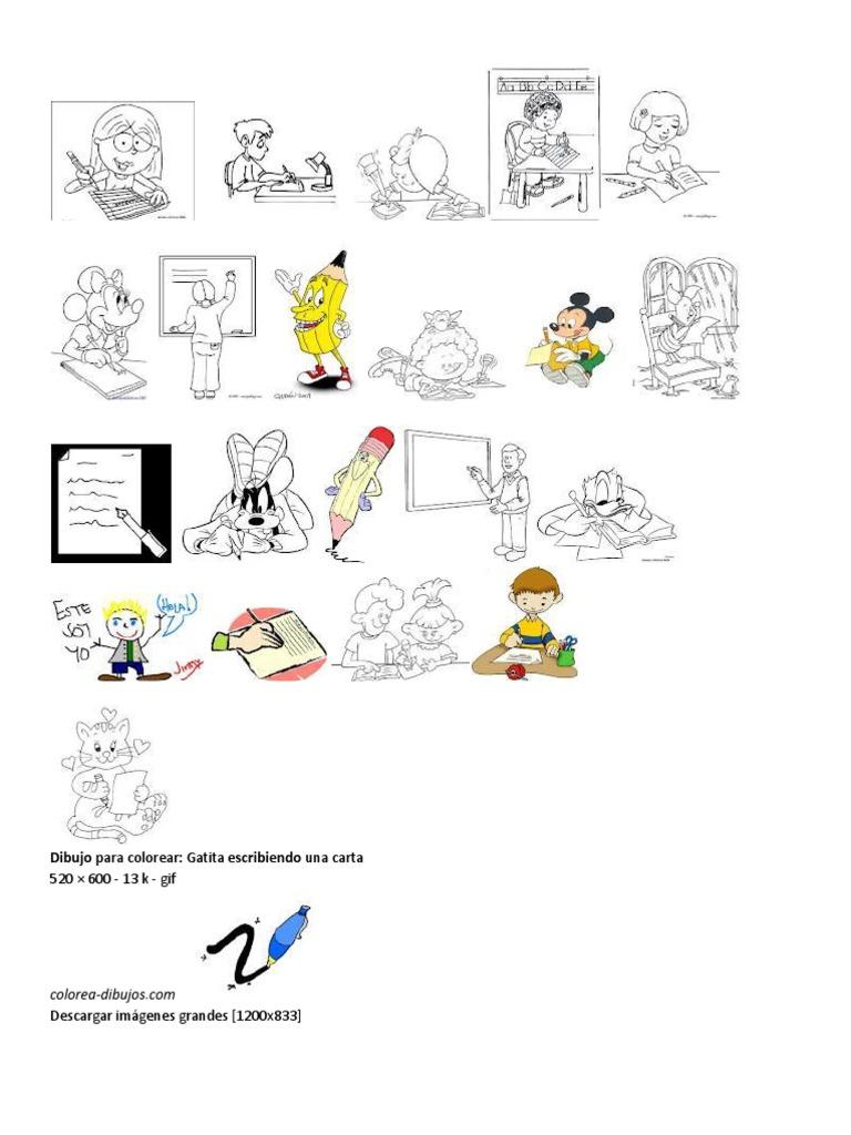Dibujos varios
