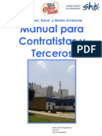 Manual de Seguridad Contratistas Nestle