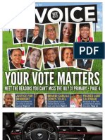 The Georgia Voice - 7/20/12 Vol.3, Issue 10