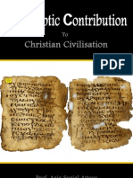 Aziz Surial Atteya.......the Coptic Contribution to Christian Civilisation (by House of Books)