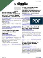 La Gazzetta Dello Sport Rosa Con Edizioni Locali - 25 Ottobre 2016 5f151f3d339