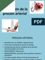 Presion Arterial Clase Fisio