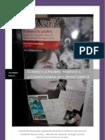 """Homenaje a Alejandra Pizarnik """"El Deseo y La Palabra"""" - Museo Larreta"""