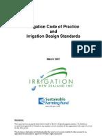 CoP Irrigation
