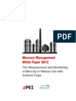 PEI-FGS HgMeasurement White Paper 2012