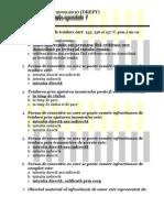 Dr. Penal Parte Speciala - CRISTI TARNAUCEANU - IASI - LICENTA 2012