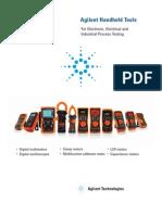 Agilent Handheld Brochure 5989-7340EN