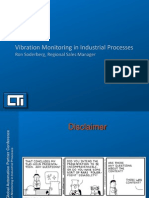 Vibration Monitoring in Industrial Processes