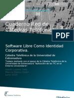 Software Libre Como Identidad Corporativa
