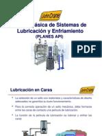 Teoria basica de sistemas de lubricación y enfriamiento s-placa orif