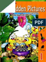 Hidden Picture 1 Book
